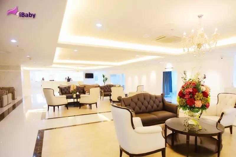 泰国iBaby医院接待大厅