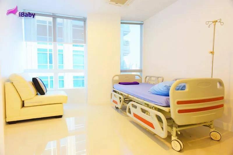泰国iBaby医院病房