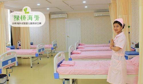 泰国试管医院内部环境护士